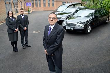 Regent Funerals team