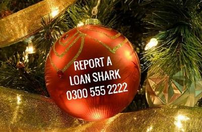 Stop Loan Sharks Xmas