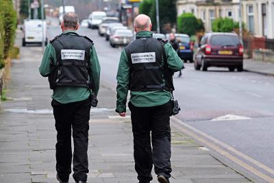 Environmental Enforcement officers