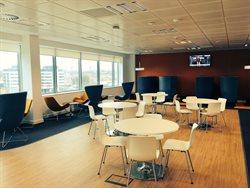 Baltimore House Network Lounge