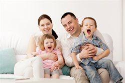 Family in Gateshead