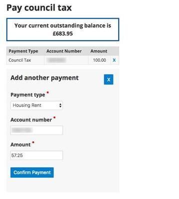 Add another payment screenshot