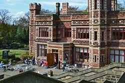 Saltwell Towers cafe