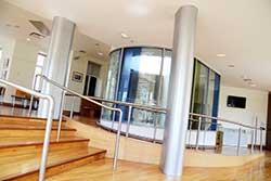 Saltwell Towers interior