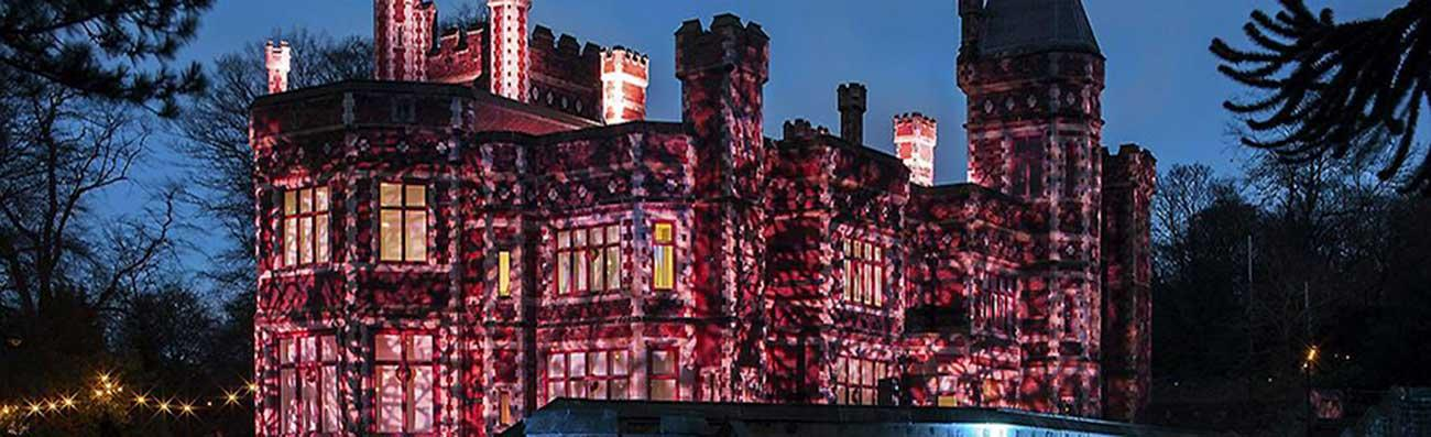 Saltwell Towers Enchanted Parks
