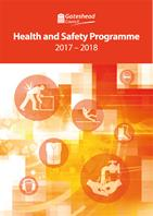 Health and Safety training - for Gateshead Council Employees only