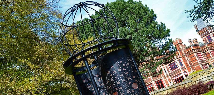 Saltwell Park sculpture