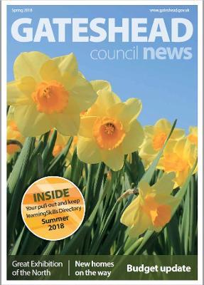 Council News Spring 2018 cover