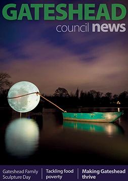 Council News Autumn 2018 front cover